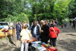 03.06.2016 - Press conference to the Restoration of Karloveské rameno rivier branch