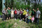 27.04.2013 - Removing of invasive tree species with volunteers