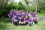 06.05.2015 - Volunteer event in the Nature reservation Devínska Kobyla